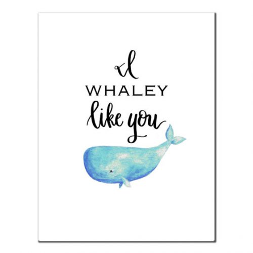 I WHALEY Like You