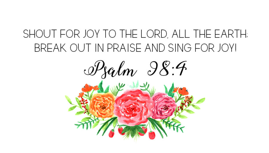 Psalms in your Palm- Bible Verse cards