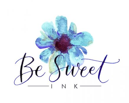 Be Sweet Ink Logo